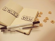 i miss you quote pictures When I Miss You, I Miss U, Just For You, I Miss You Quotes, Missing You Quotes, Best Tumblr Pictures, Quote Pictures, Friendship Photography, Scrabble Art