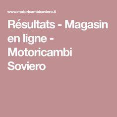 Résultats - Magasin en ligne - Motoricambi Soviero
