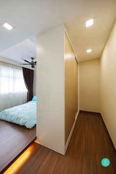 Master Bedroom Hdb master bedroom view with walk in wardrobe | for the roof above my