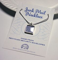 New Necklace Packaging | Flickr - Photo Sharing!