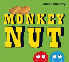 Monkey nut RICKERTY, Simon