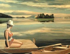 The echoes of a heart beat - Peregrine Heathcote