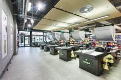 Alma grocery by MOCO LOCCO, Krakow Poland store design