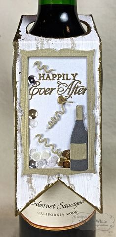 """Featuring Taylored Expressions """"Frame In Frame Cutting Plate"""" SKU 494054 and Little Bits Champagne Bottle SKU 412291."""