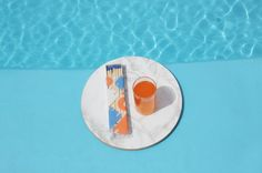 Summer matchbox and orange fanta!