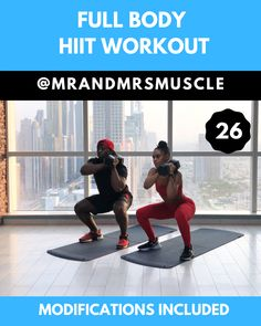 Add this fat burning exercise to your HIIT workout routine. Add this fat burning exercise to your HIIT workout routine. Hiit Workout Routine, Full Body Hiit Workout, Workout Challenge, Fun Workouts, At Home Workouts, Workout Exercises, Fitness Exercises, Muscle Workouts, Total Body Toning