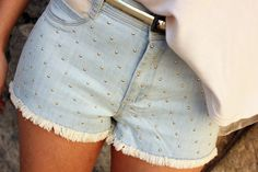 Mamá, me quedo aquí: Tin-Tack Shorts
