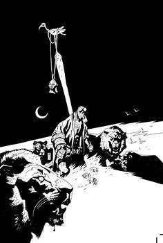 Mike Mignola, Hellboy: The Third Wish