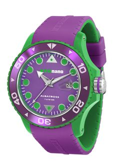 ITAnano sports fashion watches for ladies from Italy Price Points: Rs 10,000 - 20.000 Will be available at www.chronowatchcompany.com