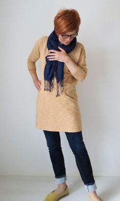 Linen Tunic, Creative, Fabric, Tunics, Inspiration, Style, Fashion, Dresses, Egg As Food