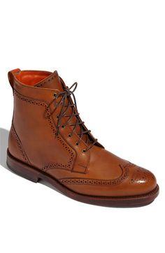 04b4fc26dfe Allen Edmonds 'Dalton' Water Resistant Wingtip Boot (Men) (Online Only) |  Nordstrom