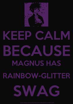 I <3 Magnus!