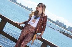 #PATTERNEDPANTS #pants #moda #fashion #patterned #pantalón #pantalones #look #pantalon #sea #mar Patterned Pants, Pants Pattern, Vogue, Bohemian, Fashion, Pants, Moda, Patterned Jeans, Fashion Styles