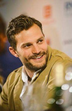 Seu sorriso me faz feliz Jamie