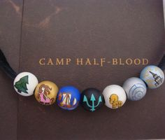 annabeth necklace camp half blood necklace by TotallyObsessed