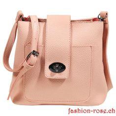 Die kleine rosa Handtasche für den Ausgang Bucket Bag, Bags, Fashion, Handbags, Moda, Fashion Styles, Fashion Illustrations, Bag, Totes
