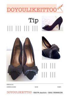 EVEN&ODD Pumps schwarz Größe 38 in Kleidung & Accessoires, Damenschuhe, Pumps | eBay
