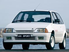 Images of Citroën AX Sport 1987 - Free pictures of Citroën AX Sport 1987 for your desktop. HD wallpaper for backgrounds Citroën AX Sport 1987 car tuning Citroën AX Sport 1987 and concept car Citroën AX Sport 1987 wallpapers. Retro Cars, Vintage Cars, Citroen Ax, Peugeot, Automobile, France, Car Tuning, First Car, Car Painting