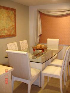 sala de jantar - Casa Pro