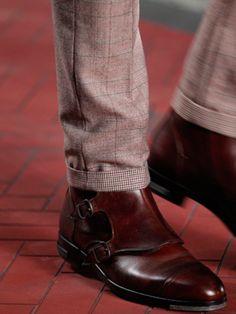 spat boots!