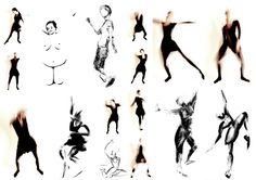 Emancipated Body Expressions. Photos and drawings. Copyright © 2015 Linn Veronica T. Stenhaug @ LiVeTaste. All rights reserved.