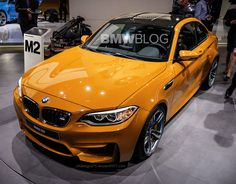 F87 BMW M2 rumored to arrive in 2016 - http://www.bmwblog.com/2014/04/30/f87-bmw-m2-rumored-arrive-2016/