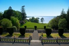 Belvedere estate today is a very important example of cultural built heritage that has been transformed into a tourism asset of national importance for the region Garden Park, Lake View, Golf Courses, Tourism, Home And Garden, House, Turismo, Home, Homes