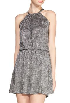 JustFab Kinley Draped dress