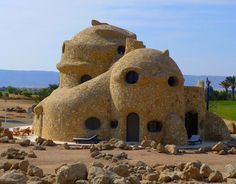 El Gouna Egypt, Turtle house ^ https://de.pinterest.com/abqcedar/mud-houses/