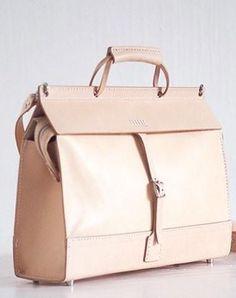 Handmade Leather handbag crossbody purse shoulder bag satchel bag