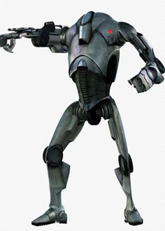 super battle droid - Star Wars - Ideas of Star Wars - super battle droid SWG Wiki the Star Wars Galaxies wiki Bb8 Star Wars, Star Wars Clones, Star Wars Clone Wars, Star Wars Toys, Star Wars Collection, Jouet Star Wars, Images Star Wars, Nave Star Wars, Edge Of The Empire