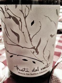 El Alma del Vino.: Puerta del Viento Organic Wines Cosecha 2014.