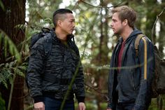 Ep. 5 - Ocean View (Bates Motel) Pic 2/12 Later that day, Dylan asks Ethan (Terry Chen) about borrowing money from their employers so he can move into a new place with Norman. Ethan just laughs. He's seen what their bosses do to people who owe them money. AETV.com