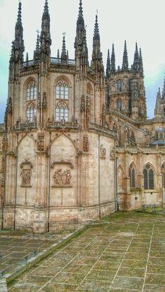 Cathedral de Burgos, Spain