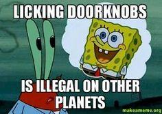 "Community Post: Can You Guess The ""Spongebob"" Episode By A Single Quote? Spongebob Episodes, Funny Spongebob Memes, Dankest Memes, Jokes, Pineapple Under The Sea, Grumpy Cat Humor, Pokemon Fusion, Cartoon Tv, Spongebob Squarepants"