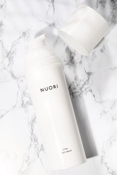 Nuori Skincare Vital Body Balm - The body lotion for those who have no time for body lotion.