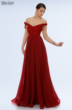 Our burgundy Daisy maxi dress is the epitome of elegance and femininity. Maxi Dresses, Bridesmaid Dresses, Wedding Dresses, Femininity, Daisy, Burgundy, Fashion, Bridesmade Dresses, Bride Dresses