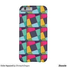 Color Squared Barely There iPhone 6 Case