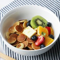 Breakfast Dishes, Breakfast Recipes, Clean Recipes, Cooking Recipes, Good Food, Yummy Food, Cafe Food, Mini Foods, Bento