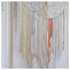 MATIERES NOMADES Brands - dream catchers entirely made by hands by Ariane Fonteyne for Nanuk. Available from April @matieresnomades