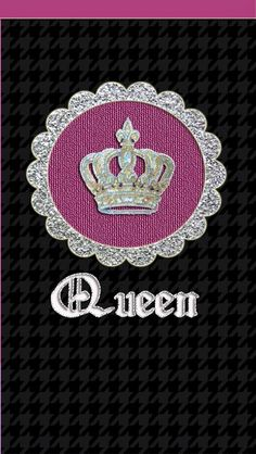 Queens wear their crown at all times. Queen Wallpaper Crown, Bling Wallpaper, Queens Wallpaper, Iphone 5 Wallpaper, Love Wallpaper, Cellphone Wallpaper, Mobile Wallpaper, Wallpaper Backgrounds, Handy Iphone