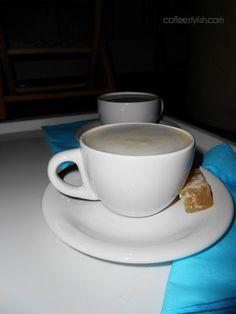 how to make a latte #recipe