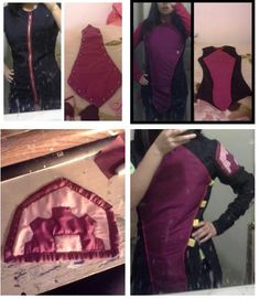 Asami Sato Cosplay WIP - Legend of Korra by xMissPanda.deviantart.com on @deviantART