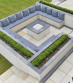 Fire Pit Seating, Fire Pit Area, Backyard Seating, Backyard Patio Designs, Fire Pit Backyard, Garden Seating, Backyard Landscaping, Backyard Ideas, Outdoor Seating Areas