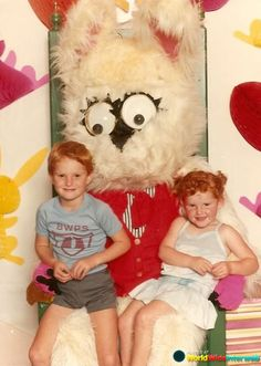 The 50 Sketchiest Easter Bunny Photos Ever!
