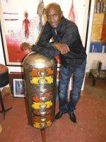 Hamed Ouattara Design - justafrica