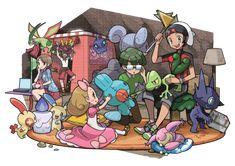 Jogos: OmegaRuby/AlphaSapphire – Pokémon Mythology
