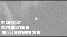 UFOs over ET Contact event in Melbourne Australia
