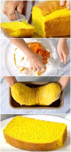 Descubra a receita de um pão de cenoura super simples de fazer, perfeito para um café da manhã ou lanche da tarde delicioso e colorido! #receita #gastronomia #culinaria #comida #delicia #receitafacil #cozinha #massa #paodecenoura #pao