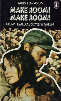 Make Room! Make Room! - Harry Harrison, Penguin, 1973 Good book and movie - terrible cover!